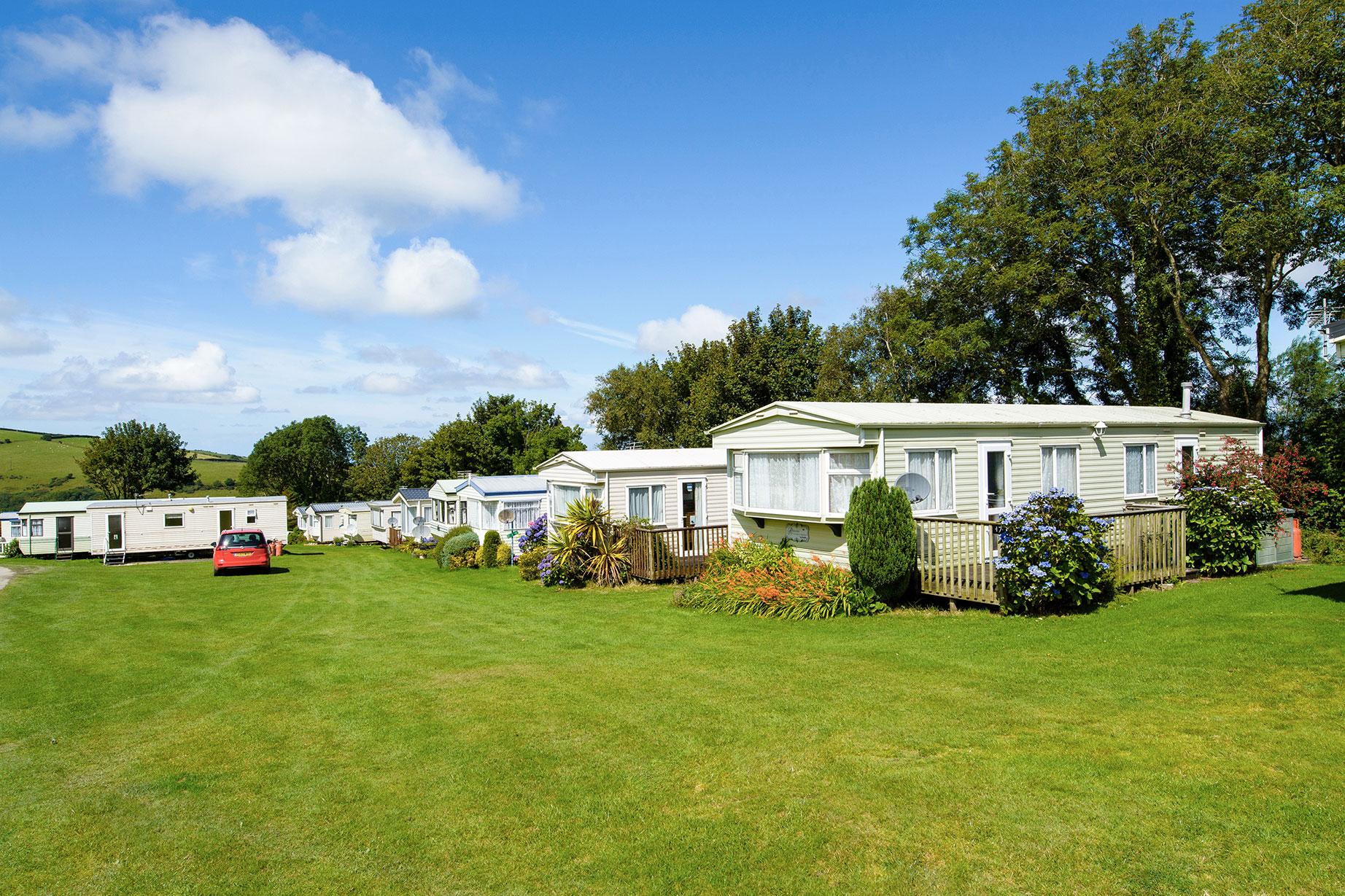 Holiday Homes Caravans North Devon