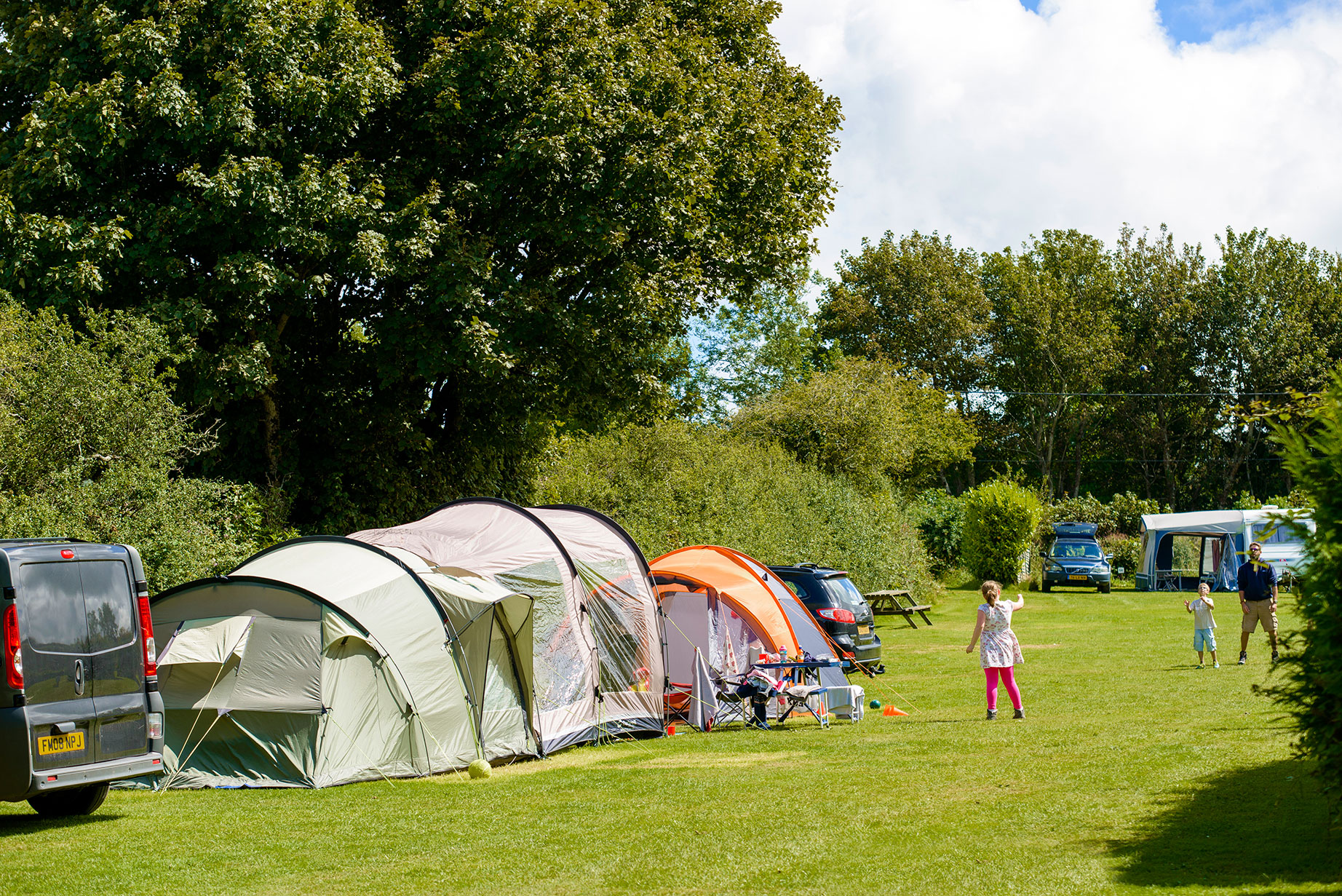 Lynmouth Holiday Retreat Camping