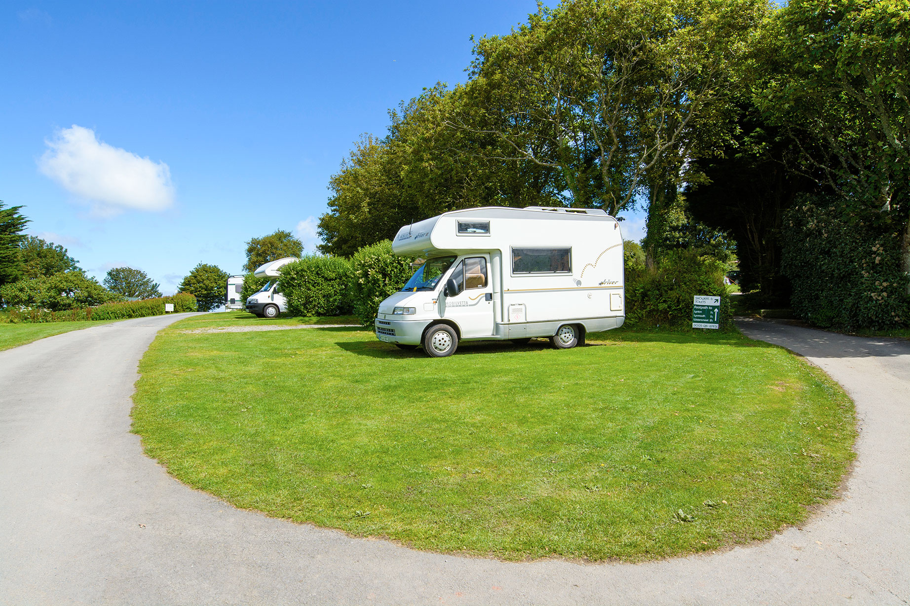 Lynmouth Holiday Retreat Touring